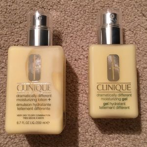 Clinique Moisturizing Lotion & angel